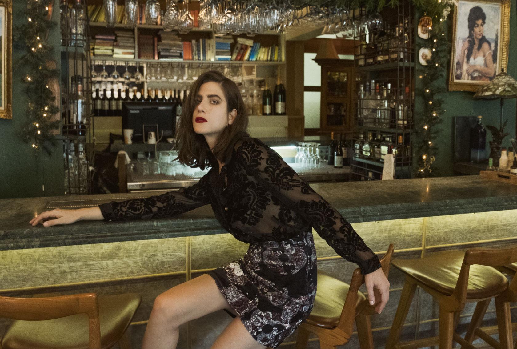Τα ρούχα της KP by Katerina Papazafeiropoulou είναι θηλυκά 49140addbd9
